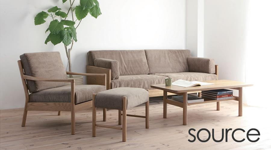 ソース家具